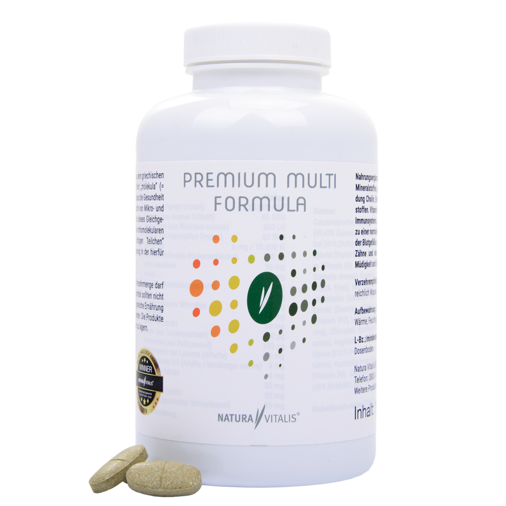 Multivitaminprodukte